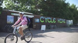 Cycle Experience Hire Brockenhurst