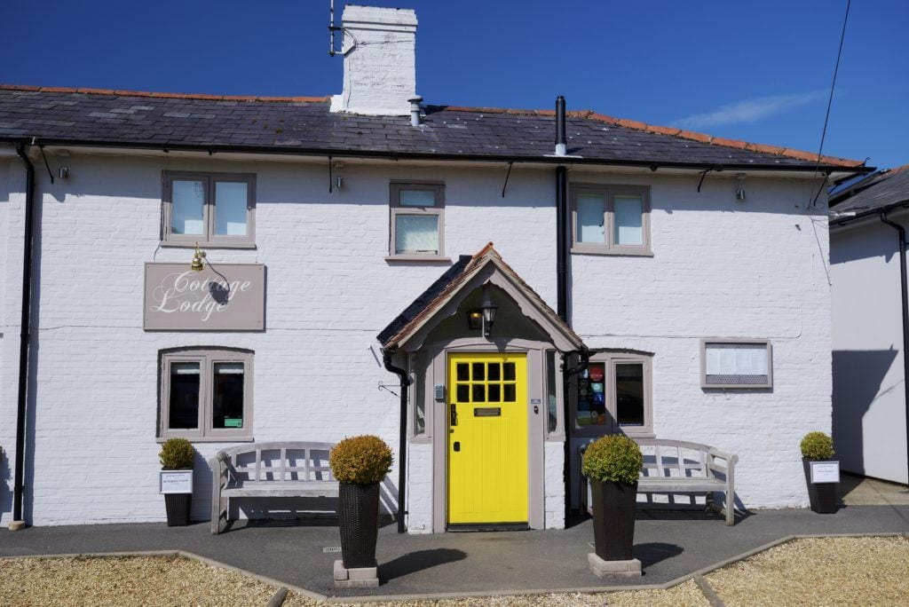 Activities to do in the New Forest: book a room at Cottage Lodge Hotel