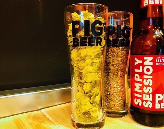 Pig Beer Cottage Lodge